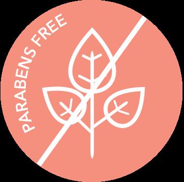 Parabens Free