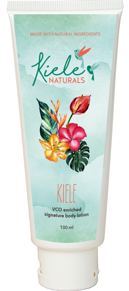 Kiele Lotion: Summer Edition
