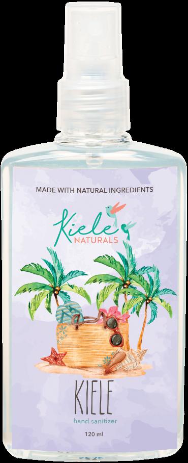 Kiele Sanitizer: Summer Edition