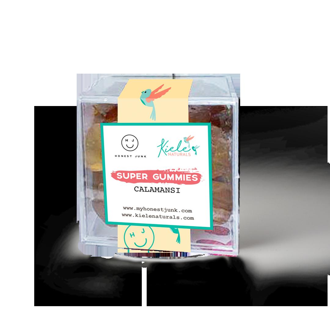 Honest Junk x Kiele: Calamansi Super Gummies